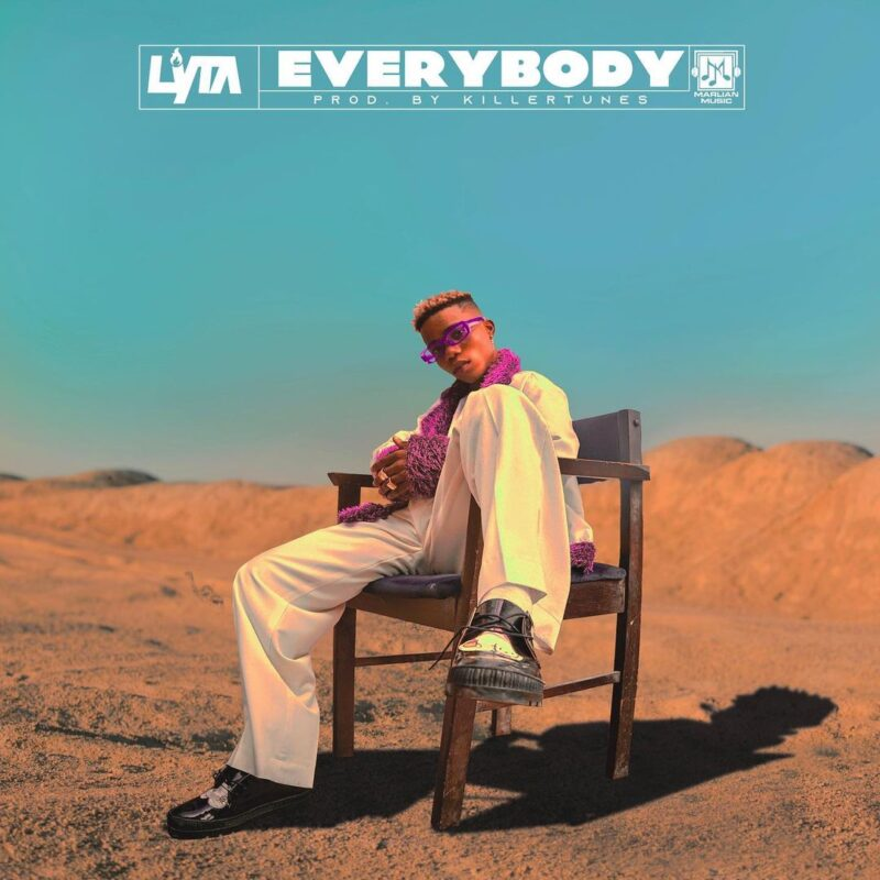 Music Lyta - Everybody Download - MusicAmebo Exclusive